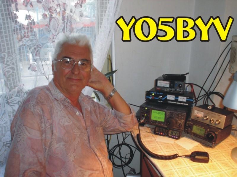QSL image for YO5BYV