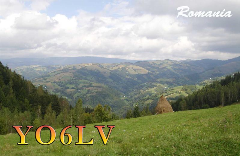QSL image for YO6LV