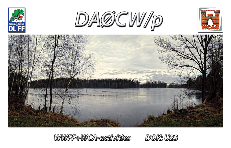 QSL image for DA0CW