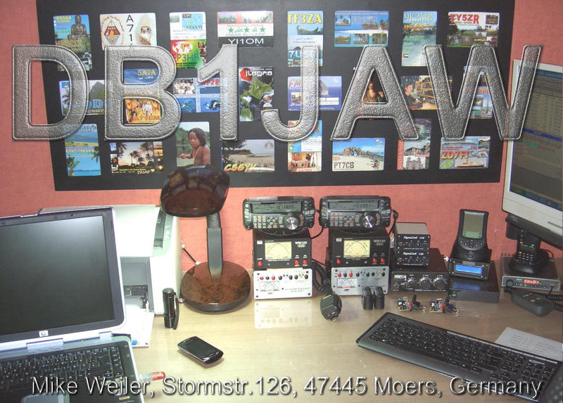 QSL image for DB1JAW