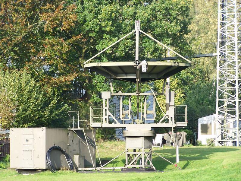Tropo Antennas and HF Beam