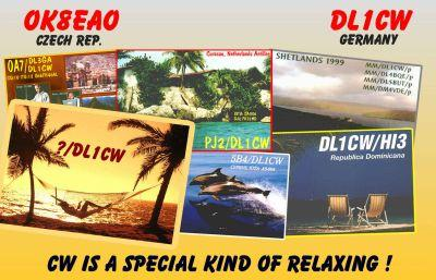 QSL image for DL1CW