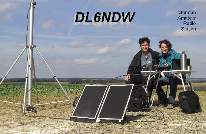 QSL image for DL6NDW