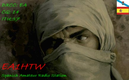 QSL image for EA1HTW