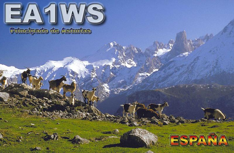 QSL image for EF1W