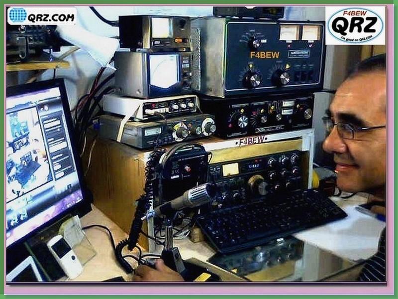 QSL image for F4BEW