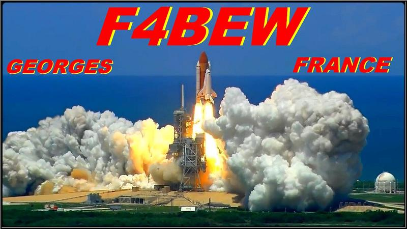 QSL image for F4BEW