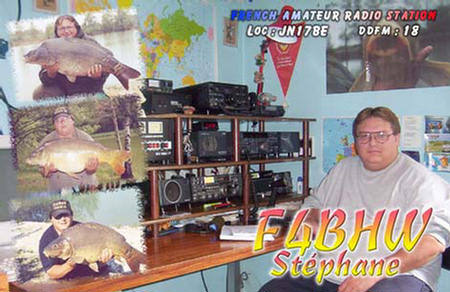 QSL image for F4BHW