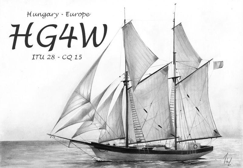 QSL image for HG4W