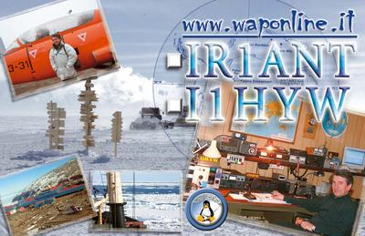 QSL image for I1HYW