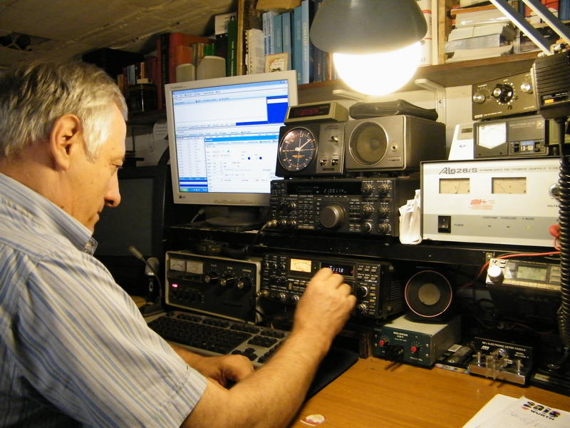 QSL image for I5ECW