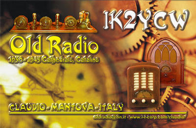 QSL image for IK2YCW