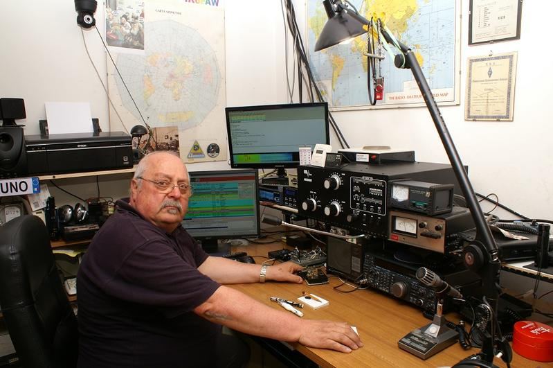 QSL image for IK6FAW
