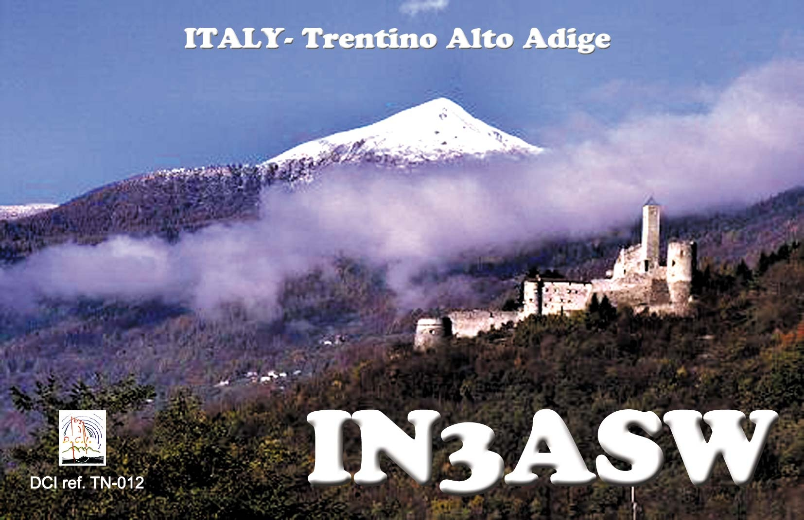 QSL image for IN3ASW