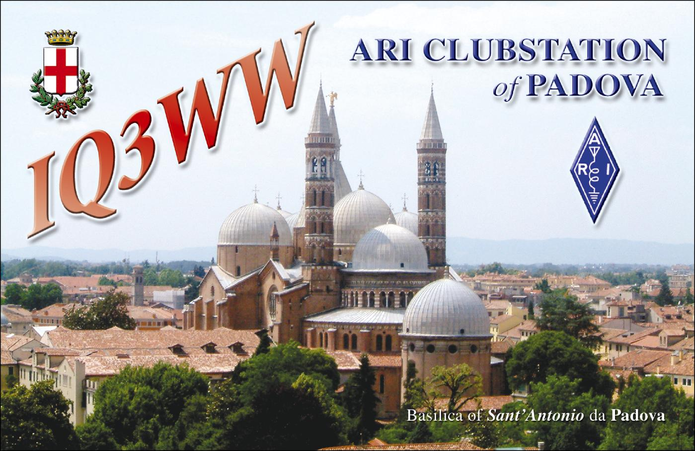 QSL image for IQ3WW