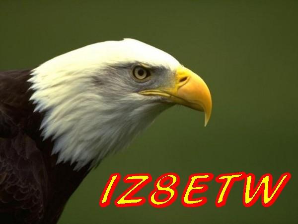 QSL image for IZ8ETW