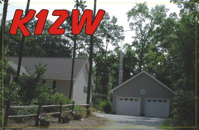 QSL image for K1ZW