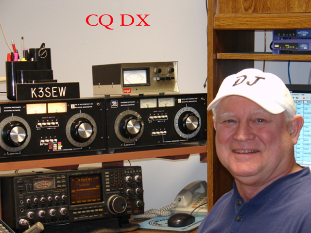 QSL image for K3SEW
