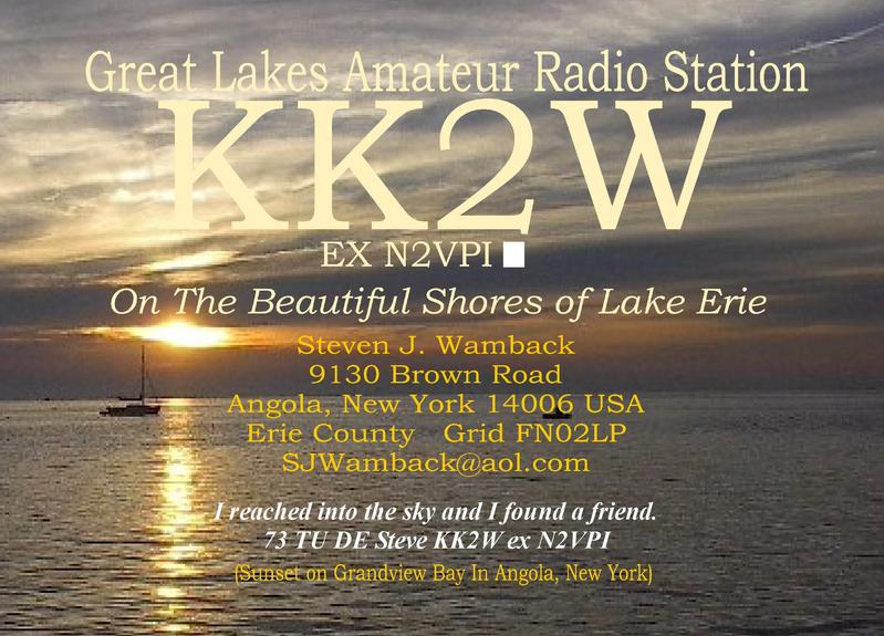 QSL image for KK2W
