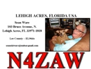 QSL image for N4ZAW