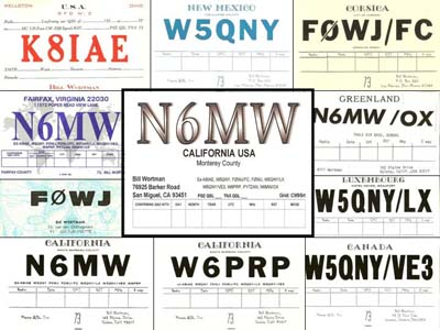QSL image for N6MW