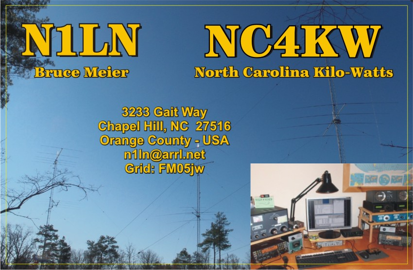 QSL image for NC4KW