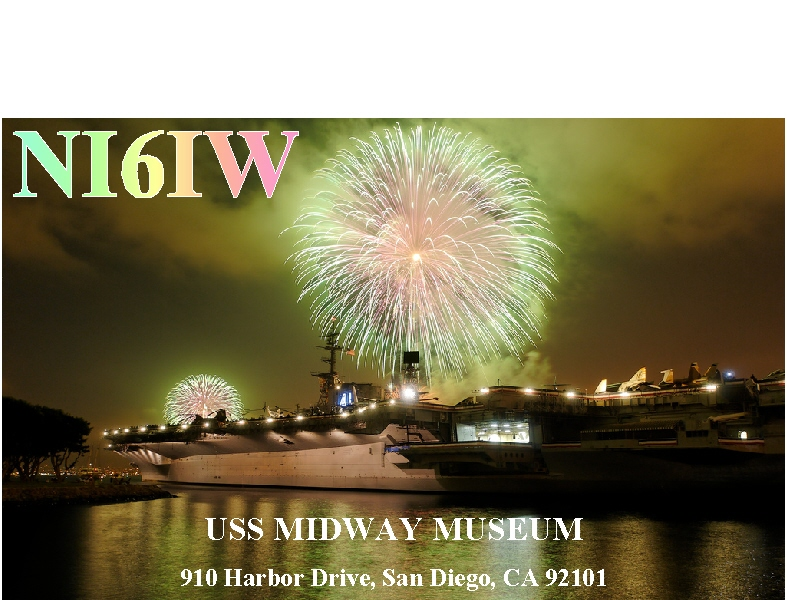 QSL image for NI6IW