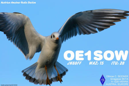 QSL image for OE1SOW