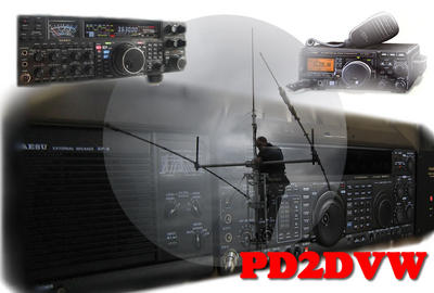 QSL image for PD2DVW