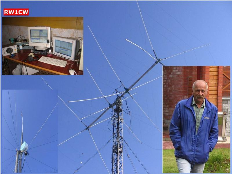 QSL image for RW1CW