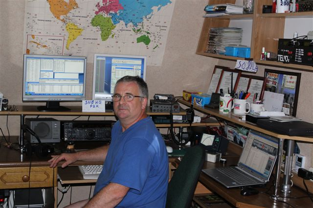 QSL image for SP8W