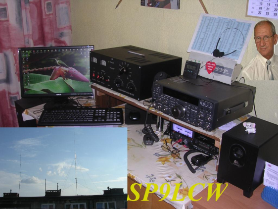QSL image for SP9LCW