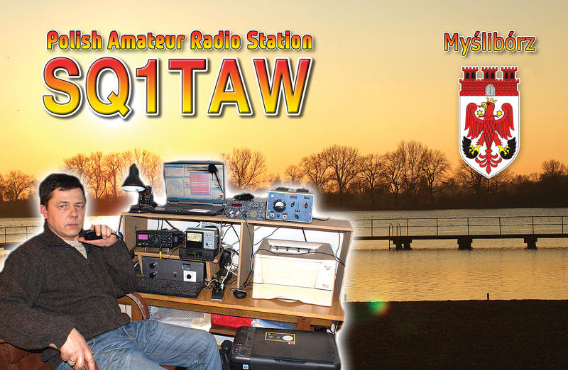 QSL image for SQ1TAW