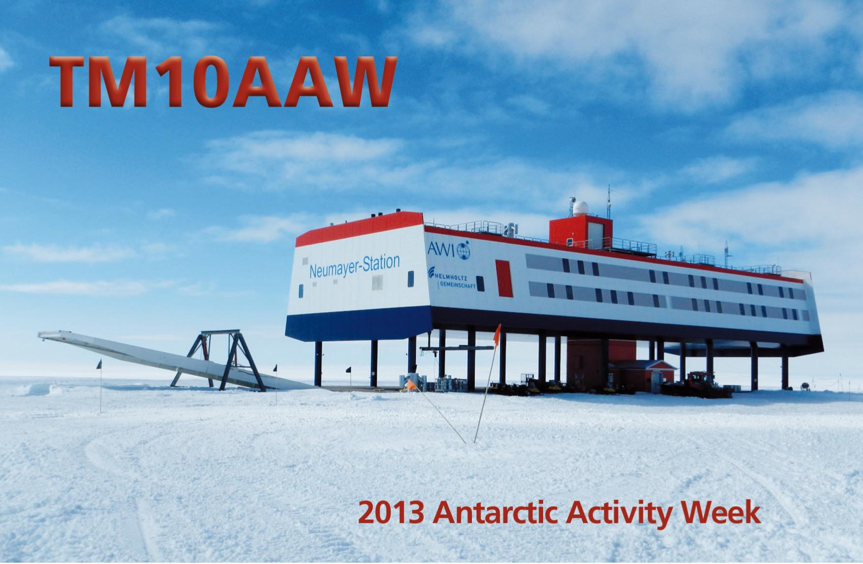 QSL image for TM10AAW
