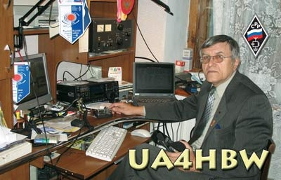 QSL image for UA4HBW