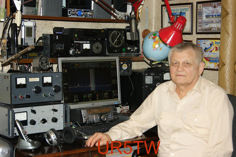 QSL image for UR5TW