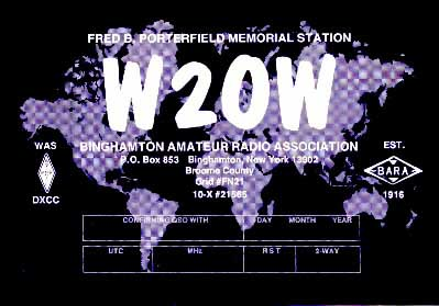 QSL image for W2OW