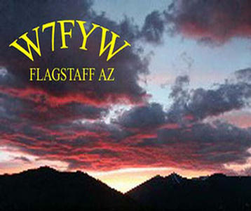 QSL image for W7FYW