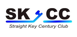 Straight Key Century Club logo