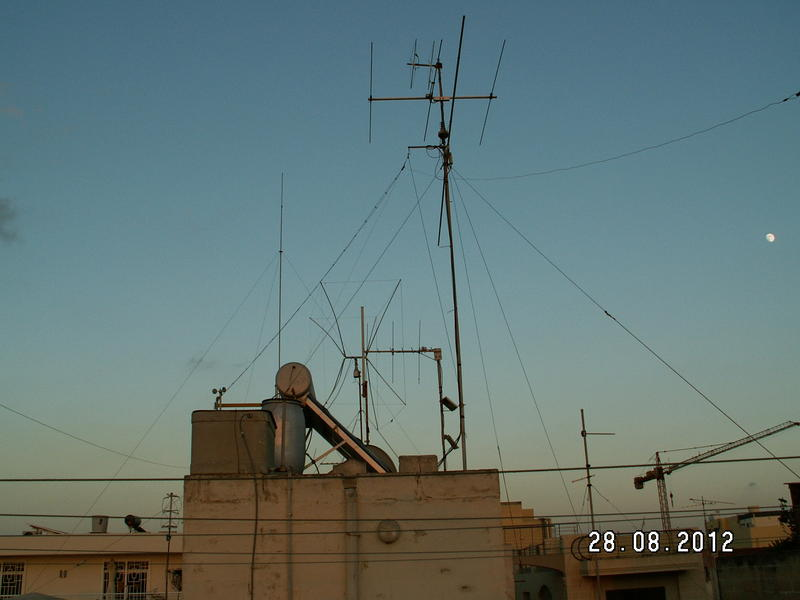 This my Antenna system