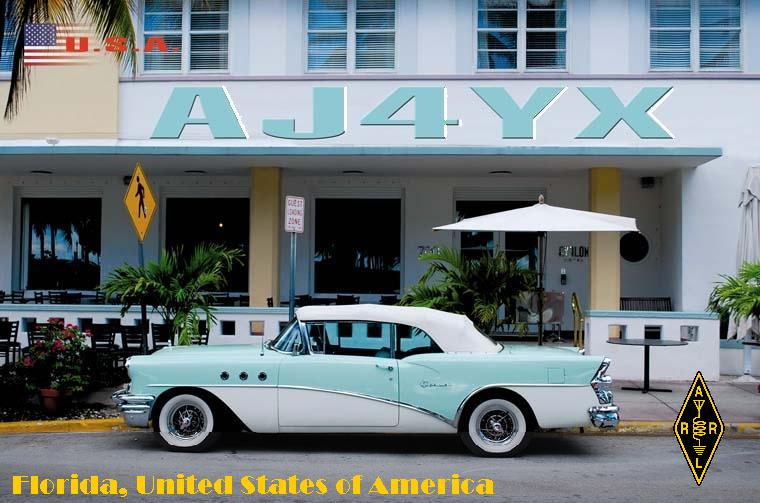 QSL image for AJ4YX