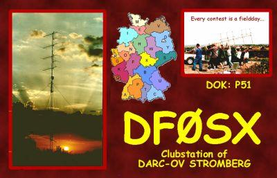 QSL image for DF0SX