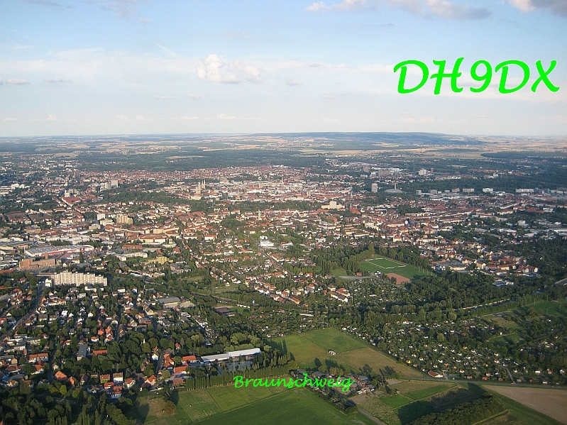 QSL image for DH9DX