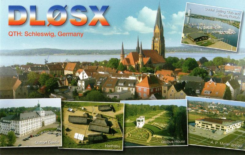 QSL image for DL0SX