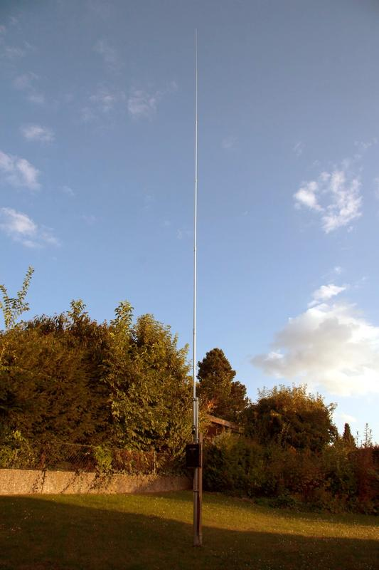 Winkler 8,5m Vertical with CG-3000 Autotuner