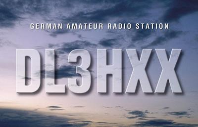 QSL image for DL3HXX