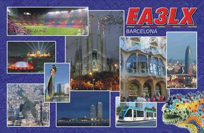 QSL image for EA3LX