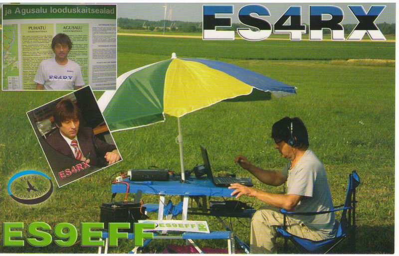 QSL image for ES4RX