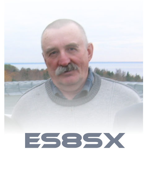 QSL image for ES8SX