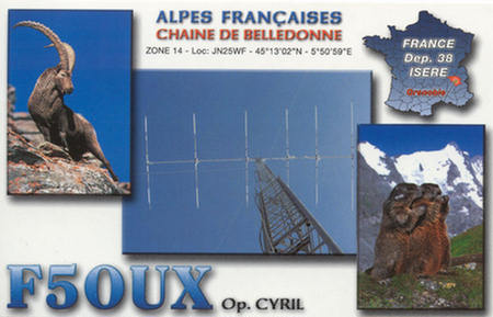 QSL image for F5OUX